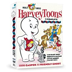 Harvey Toons - The Complete Collection