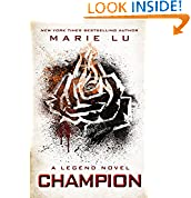 Marie Lu (Author)   233 days in the top 100  (995)  Download:   $7.99