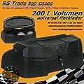 200 L Volumen Universal Quad- ATV Koffer Neuaus hochwertigem LLDPE (linear low density Polyethylene) Material und Sicherheitsschloss, inklusive Befestigungsmaterial, mit großer Ladeöffnung. von Unbekannt bei Gartenmöbel von Du und Dein Garten