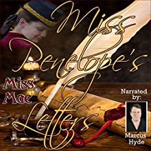 Miss Penelope's Letters (       UNABRIDGED) by Miss Mae Narrated by Marcus Hyde
