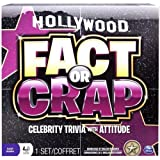 Hollywood Fact or Crap Game