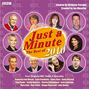 Just a Minute: The Best of 2010 | [Nicholas Parsons]