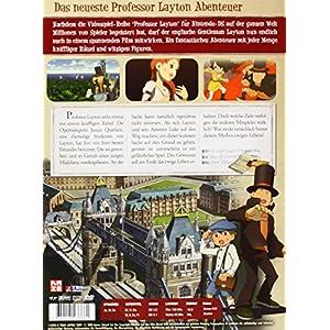 DVD Professor Layton und die ewige Diva [Import allemand]
