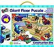 Galt Galt Giant Floor Puzzle Contruction Site