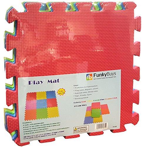 new-kids-baby-eva-interlocking-soft-foam-activity-play-mat-set-tiles-floor-9pc-inter-locking