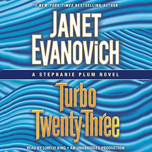 Turbo Twenty-Three: A Stephanie Plum Novel, Book 23 cover