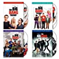 Big Bang Theory Seasons 1-4 (DVD)