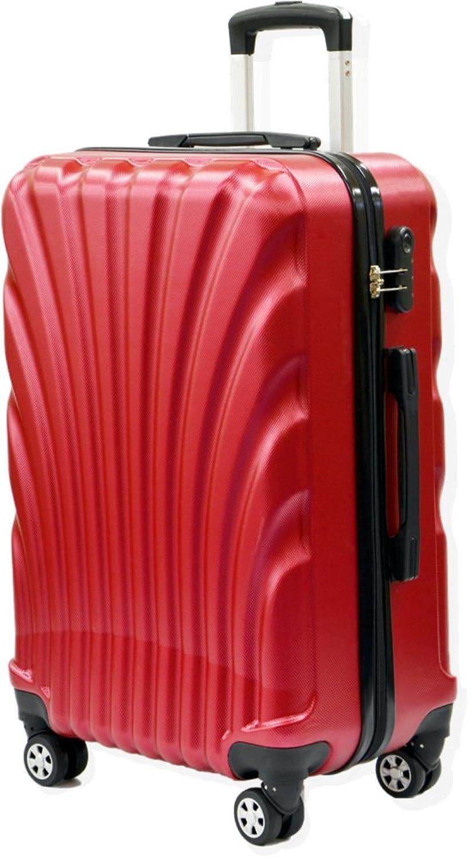 8a181fe7699f スーツケース☆キャリーケース☆♪/ 超軽量 エンボス仕上げ 8輪キャスター ファ