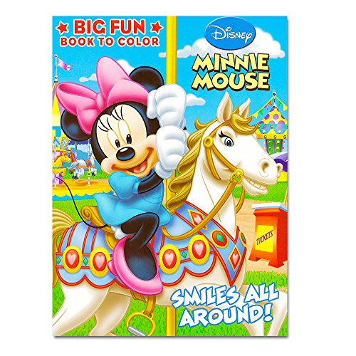 Disney Coloring Books For Kids Toddlers Bulk Set - 8 Books and ...