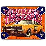 Dukes of Hazzard Vintage Collectors 9x12 Aluminum Sign Wall Art