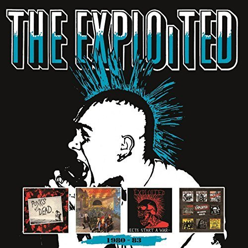 1980-83 by Exploited (2015-05-04)