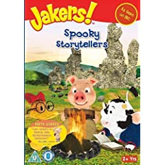 Jakers spooky stories