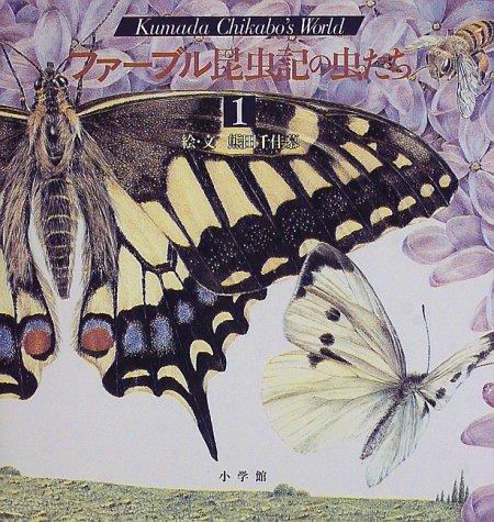 ファーブル昆虫記の虫たち〈1〉 (KumadaChikabos World)