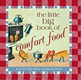 img - for The Little Big Book of Comfort Food book / textbook / text book