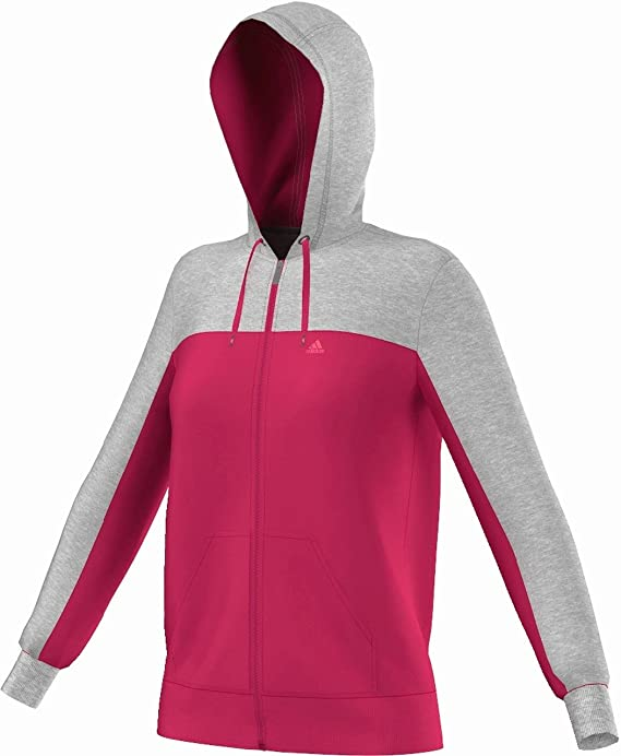 Adidas Women's Essentials Hooded Track Top