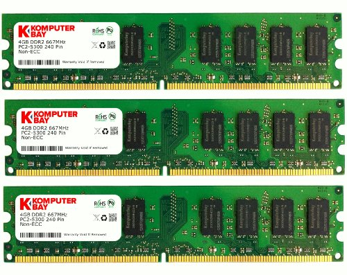 4x8GB PC3-12800R 1600MHz DDR3 ECC Registered Memory Kit for a Supermicro X9DRG-HF Server 32GB Certified Refurbished