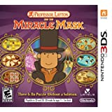 Professor Layton and The Miracle Mask ~ Nintendo
