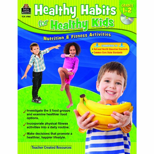 Gr 1-2 Healthy Habits For Healthy