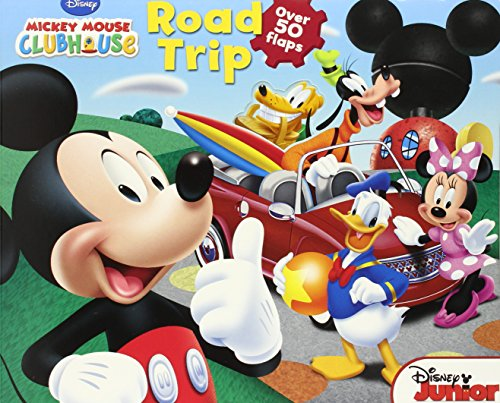 Mickey Mouse Clubhouse Road Trip cover