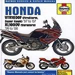 Honda VTR1000F (Firestorm Super Hawk)...