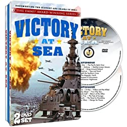 Victory at Sea - Embossed Slim Tin