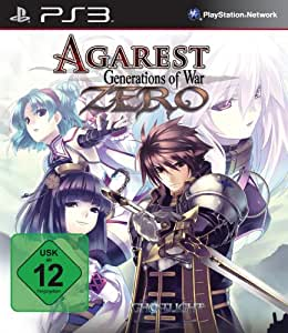 Agarest: Generations of War Zero - Collector's Edition