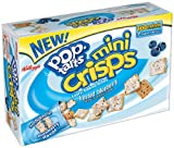 Kelloggs Pop Tarts Mini Crisps, Blueberry, 4.9-Ounce