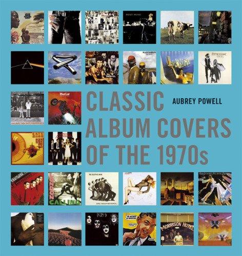 Classic Album Covers of the 1970s