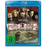 Fluch der Karibik 3: Pirates of the Caribbean - Am Ende der Welt (2 Discs) [Blu-ray]von &#34;Johnny Depp&#34;