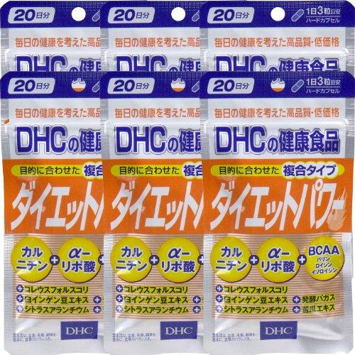 DHC 20日分ダイエットパワー 23.2g