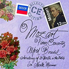 Mozart: Piano Concerto No.15 in B flat, K.450 - 3. Allegro