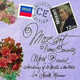 """Mozart: Piano Concerto No.8 in C, K.246 """"Lützow"""" - 3. Rondeau (Tempo di menuetto)"""