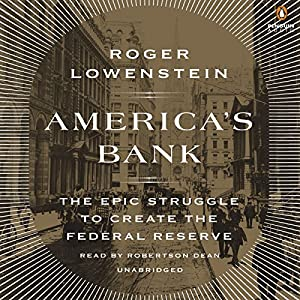 America's Bank Audiobook