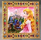 Disney Park Sleeping Beauty Aurora Musical Jewelry Box NEW