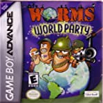 Worm's World Party - Game Boy Advance