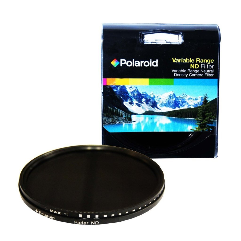Polaroid Optics HD Multi-Coated Variable Range (ND3, ND6, ND9, ND16, ND32, ND400) Neutral Density (ND) Fader Filter + Cleaning & Accessory Kit For The Panasonic Lumix DMC-G3, DMC-GF3, DMC-G1, DMC-GH1, DMC-GH2, DMC-GH3, DMC-L10, DMC-GF1, DMC-GF2, DMC-G10,