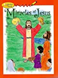 Miracles of Jesus: Coloring & Activity Books