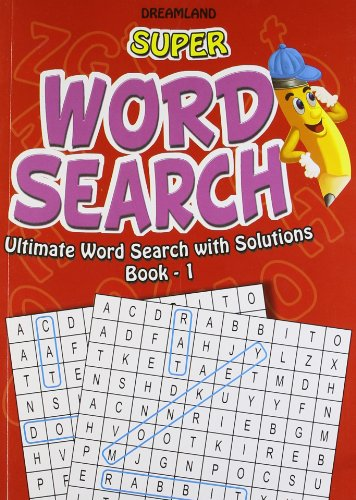 Super Word Search Part - 1 Image