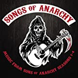 Songs of Anarchy: Music from Sons of Anarchy Season 1-4by Various Artists
