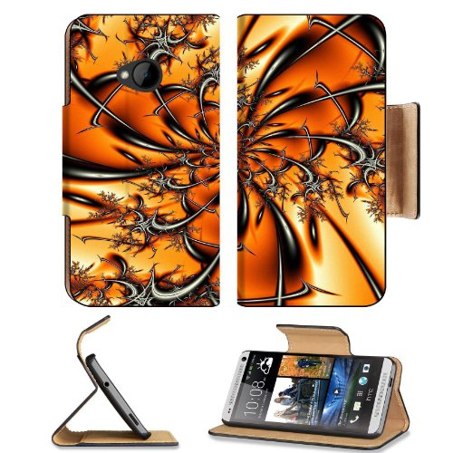 Pattern Abstract Picture Htc One M7 Flip Cover Case With Card Holder Customized Made To Order Support Ready Premium Deluxe Pu Leather 5 11/16 Inch (145Mm) X 2 15/16 Inch (75Mm) X 9/16 Inch (14Mm) Liil Htc One Professional Cases Accessories Open Camera Hea