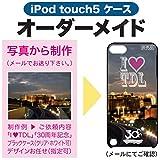 iPod touch 第5世代【TPSbA】ハードケース クリア カスタムプリントケース/オーダーメイド