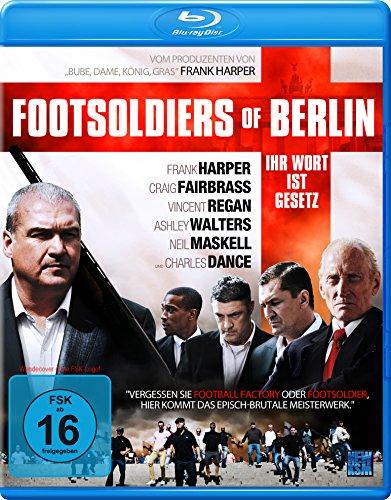 Footsoldiers of Berlin - Ihr Wort ist Gesetz (Blu-ray)