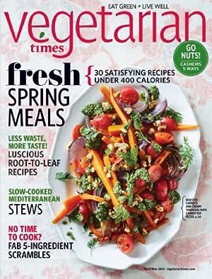 Vegetarian Times (1-year auto-renewal)