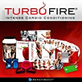 TurboFire Complete Deluxe Workout DVD Program: 90-Day Intense Cardio Conditioning & Interval Training