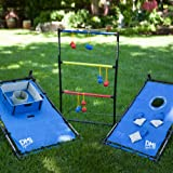 DMI Sports 3-in-1 Tailgate Combo - Bag Toss / Ladderball / Washers