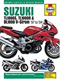 Matthew Coombes Suzuki TL1000S/R and DL1000 V-strom Service and Repair Manual: 1997 to 2003 (Haynes Service and Repair Manuals)