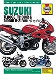Suzuki TL1000S,TL1000R & DL1000 V-Str...