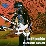 JIMI HENDRIX-STOCKHOLM CONCERT -2CD-