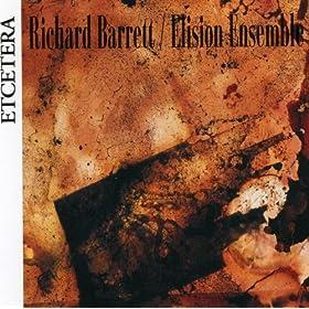 Richard Barrett, Chamber Works