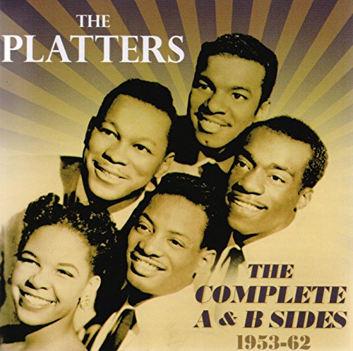 CD : PLATTERS - Complete A & Bsides 1953-62 (3 Discos)